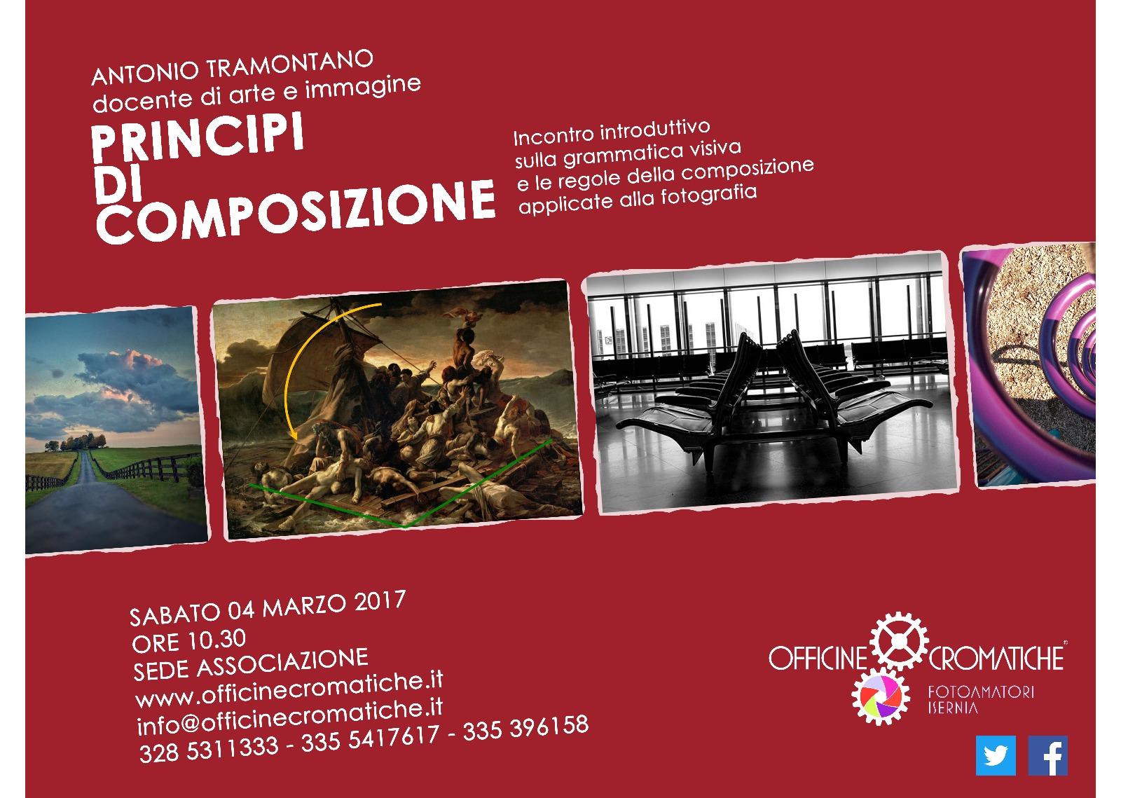 Principi di composizione - Antonio Tramontano